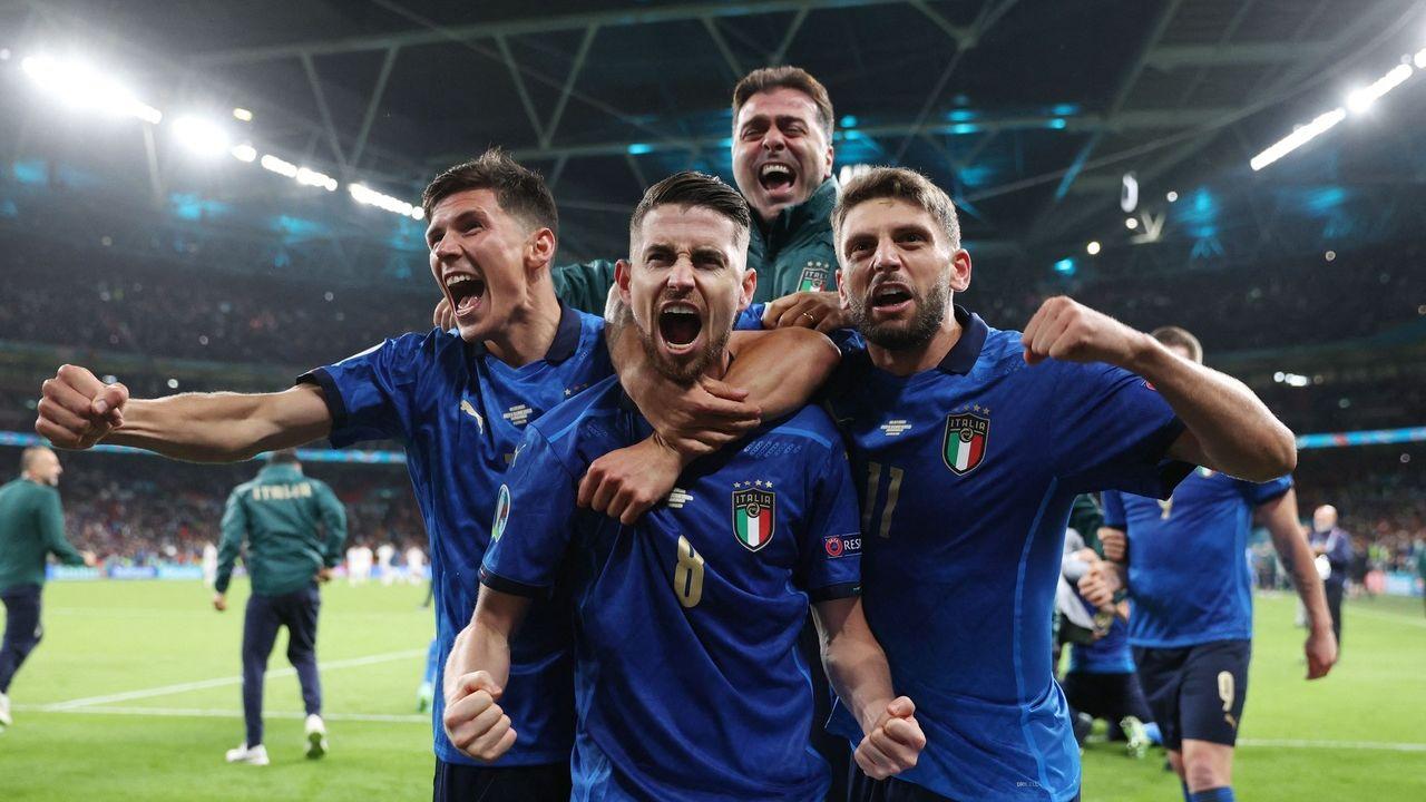Itália vence Espanha nos pênaltis e se classifica para a final da Eurocopa 2021