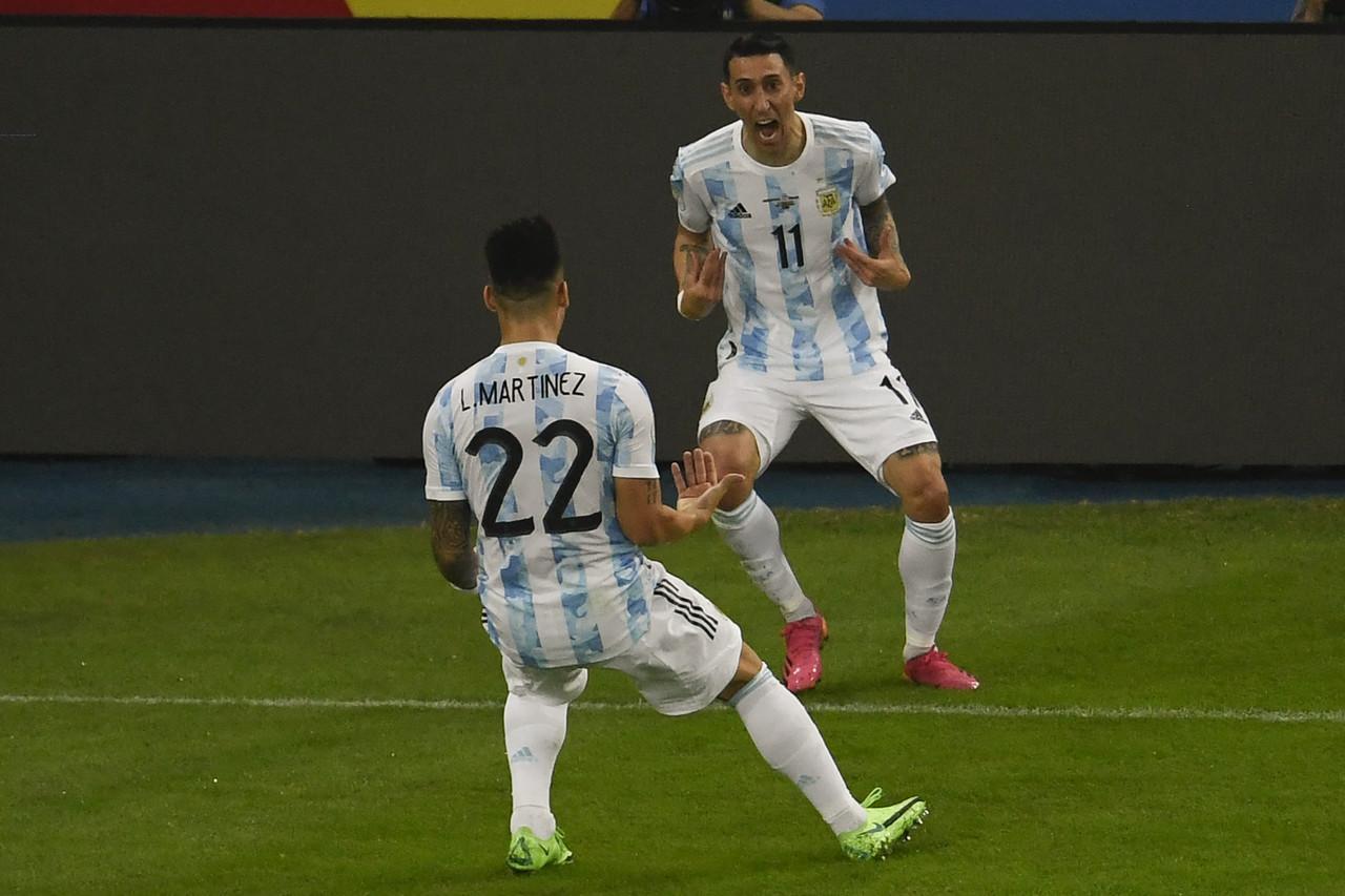 argentina campeã
