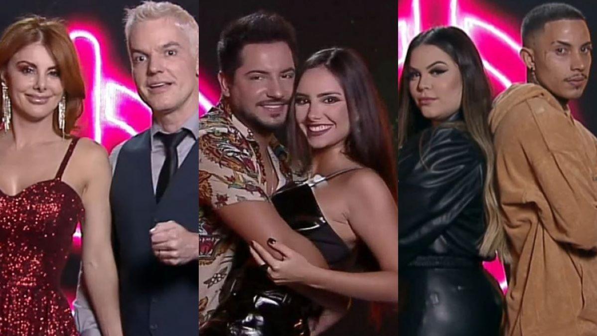 Enquete Power Couple: Deborah e Bruno, Geórgia e Thiago, Mari e Matheus? Quem deve ficar? - Zoeira - Diário do Nordeste