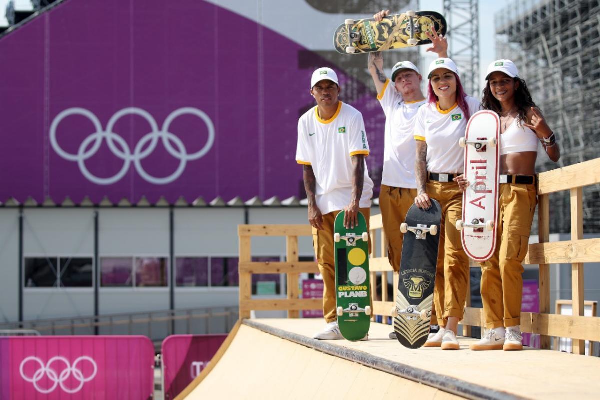 Skate estreia nas Olimpíadas, e Brasil é um dos favoritos; confira atletas, horários e como assistir - Jogada - Diário do Nordeste