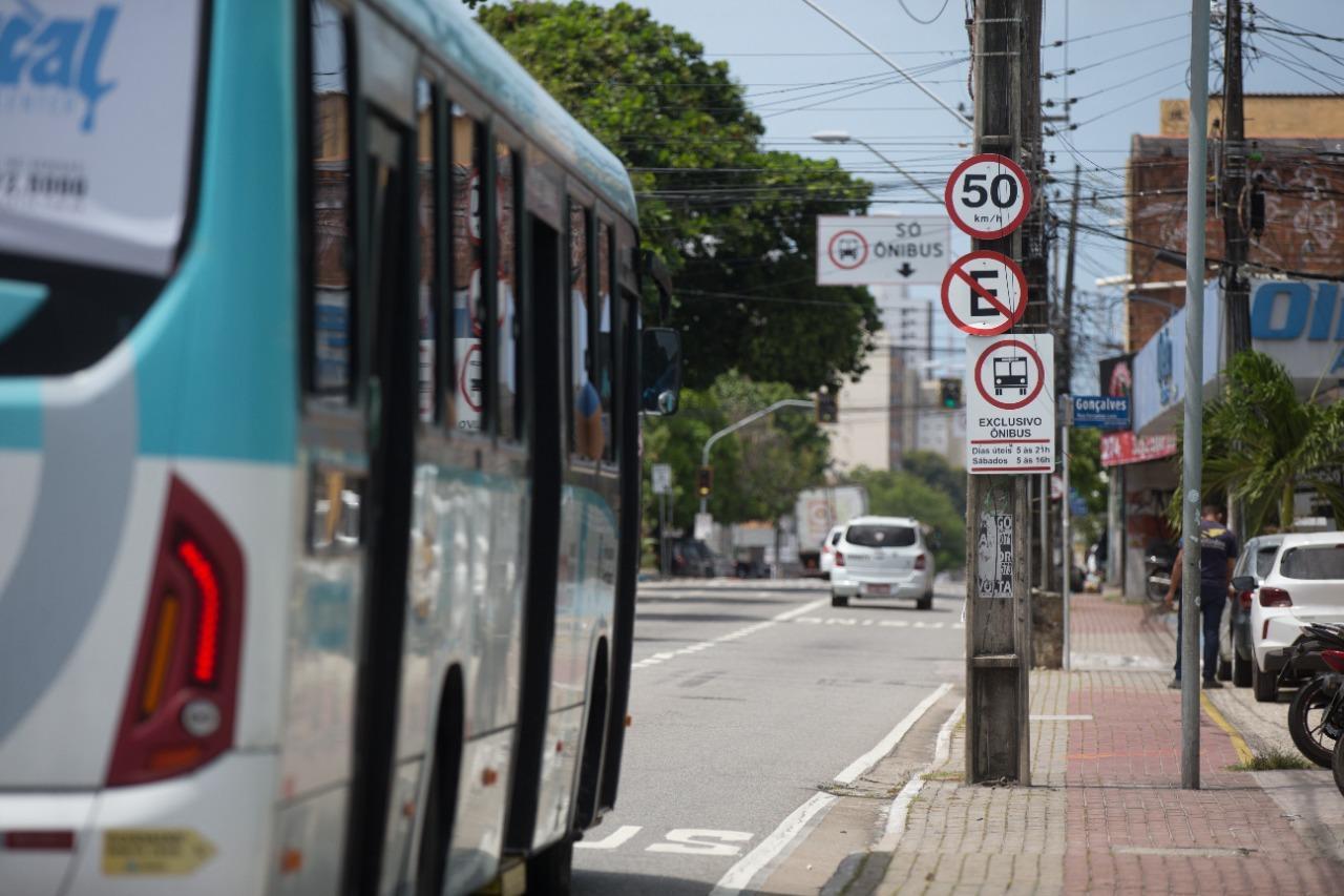 Avenida Antônio Sales 50 km/h