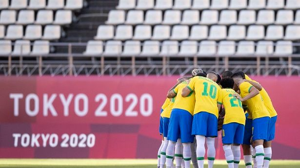 Brasil 2 X 1 Espanha Selecao E Ouro Nas Olimpiadas De Toquio Jogada Diario Do Nordeste