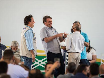 Bolsonaro em Juazeiro do Norte