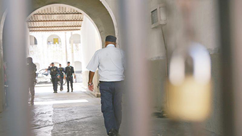 Imagem do presídio militar do Estado do Ceará