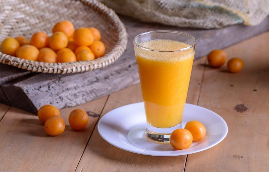 O cajá é rico em vitaminas A e C