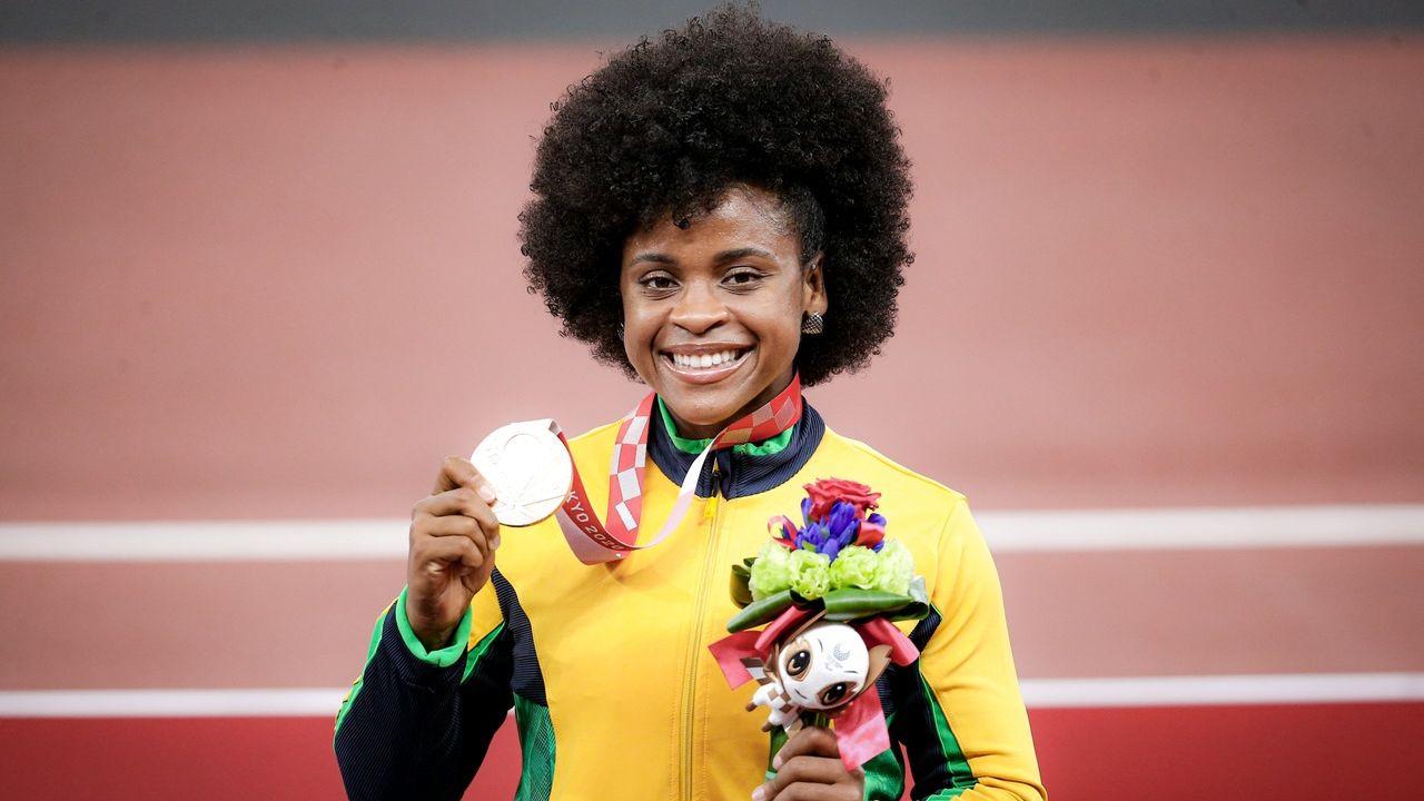 Conquistas de mulheres marcam dia com 6 medalhas do Brasil nas Paralimpíadas - Jogada - Diário do Nordeste