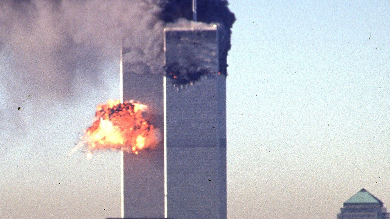 Ataques de 11 de setembro de 2001 às torres gêmeas