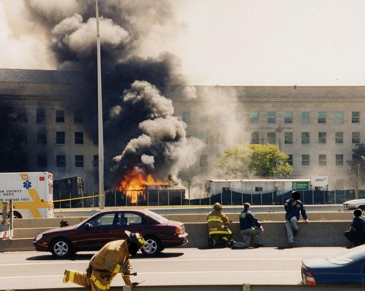 Ataque ao Pentágono em 11 de setembro