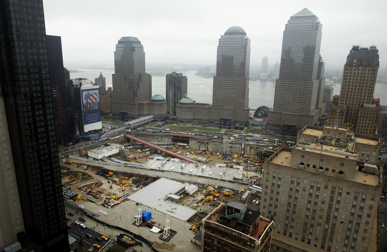 Marco zero do 11 de setembro