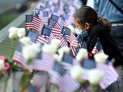 Homenagens pelo 11 de setembro