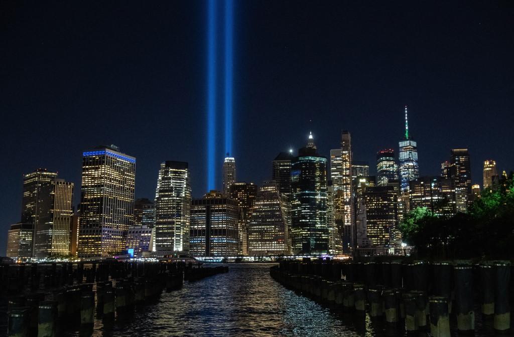 Evento anual 'Tribute in Light'
