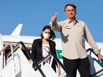 Se não quer se vacinar, nem precisa vir', diz prefeito de Nova York sobre Bolsonaro - Mundo - Diário do Nordeste