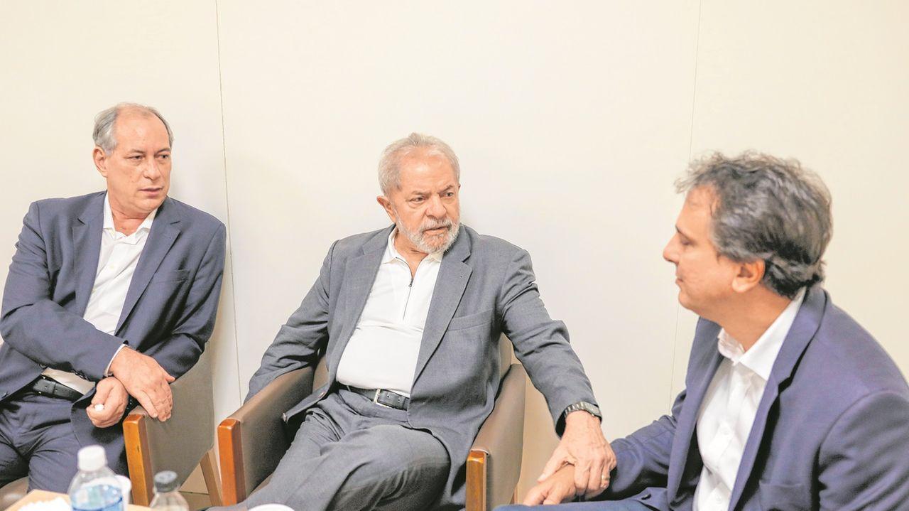 Camilo é um dos principais fiadores da aliança entre PDT e PT