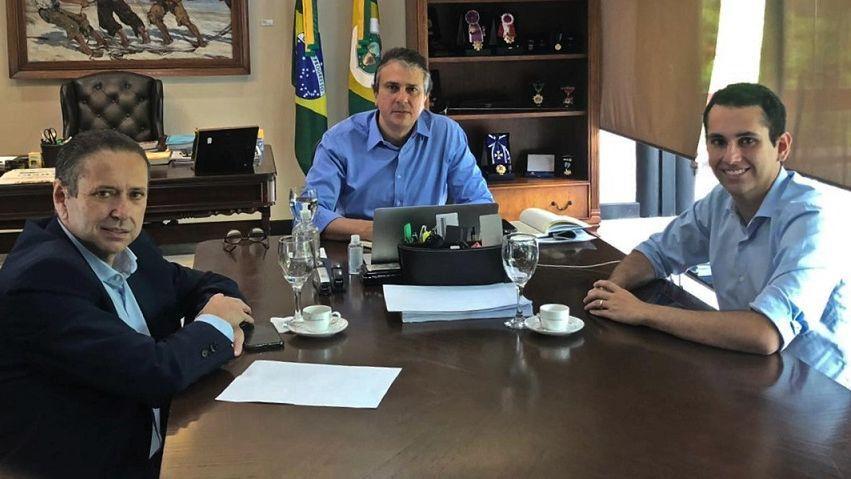 Camilo, Domingos Filho e Domingos Neto