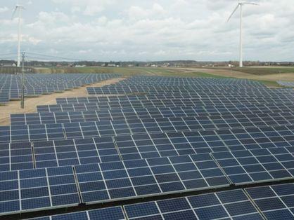 A Qair possui diversos parques solares, um deles na Polônia