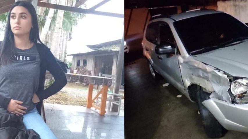 Homem mata jovem de 18 anos atropelada após assediá-la em Santa Catarina
