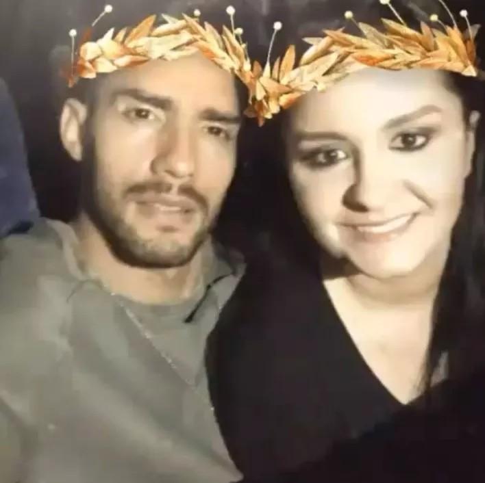 Arcrebiano e a ex-namorada, a cantora Maraisa, da dupla com Maiara