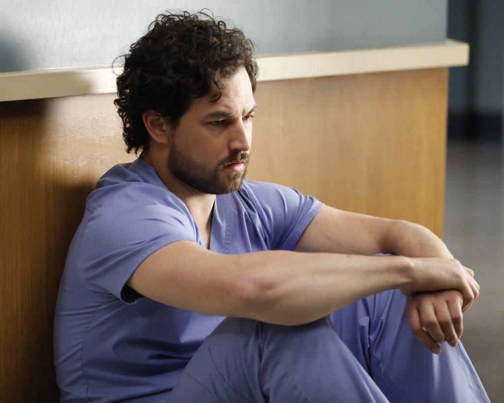 Personagem Andrew DeLuca em Grey's Anatomy