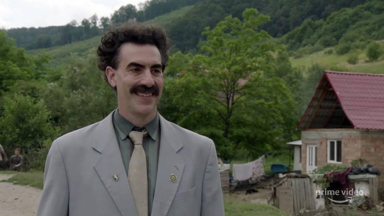 'Borat: Fita de Cinema Seguinte' é continuação do filme de estreia do personagem