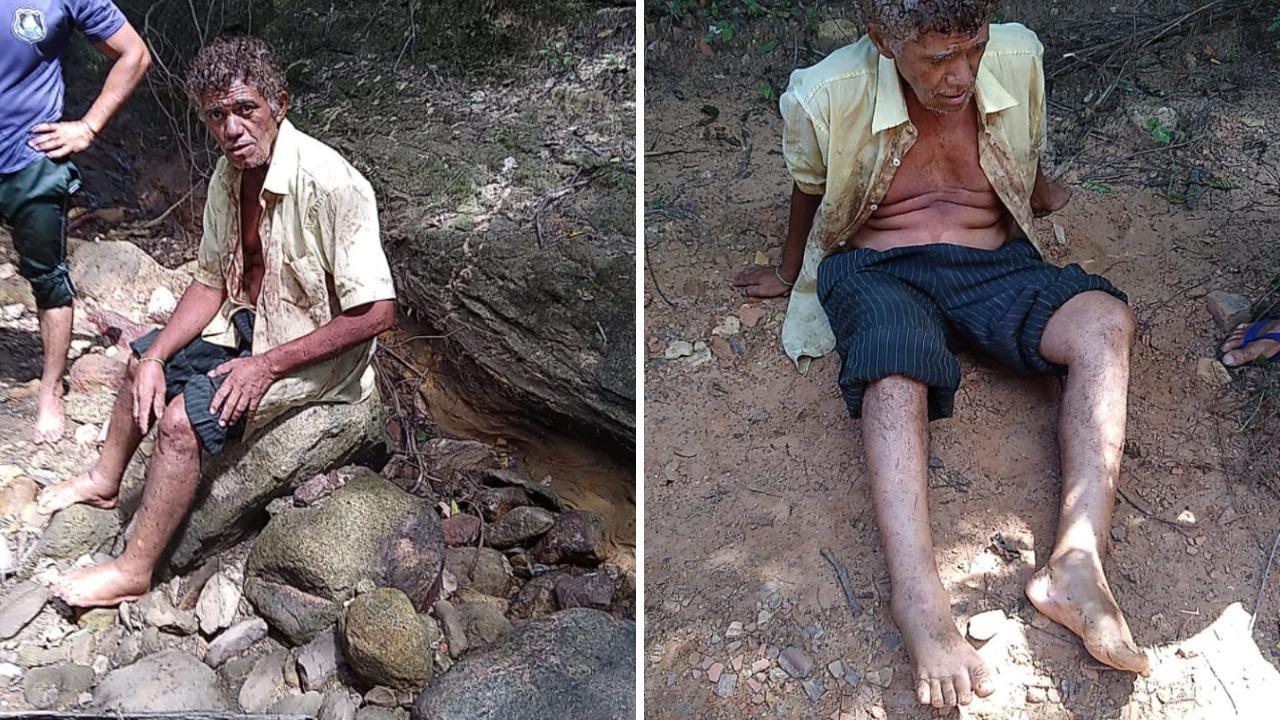 Raimundo Oliveira, 61 anos. Idoso foi encontrado após ter desaparecido no Crato