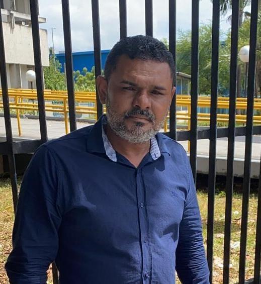 Gerson Alves Vieira, de 41 anos