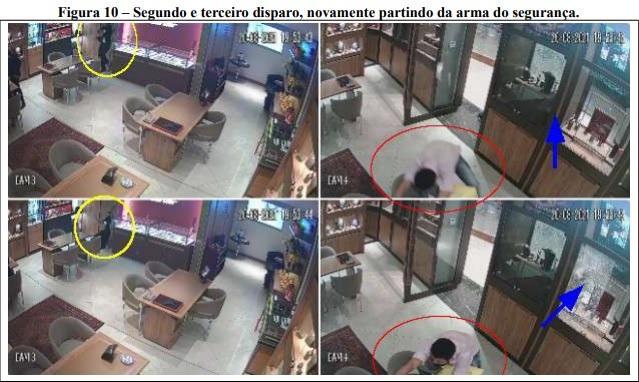 Imagem extraída de laudo pericial elaborado pela Perícia Forense do Ceará