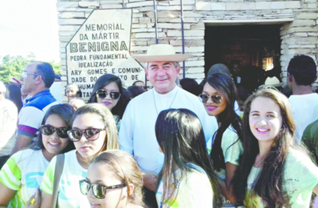 Bispo da Diocese do Crato