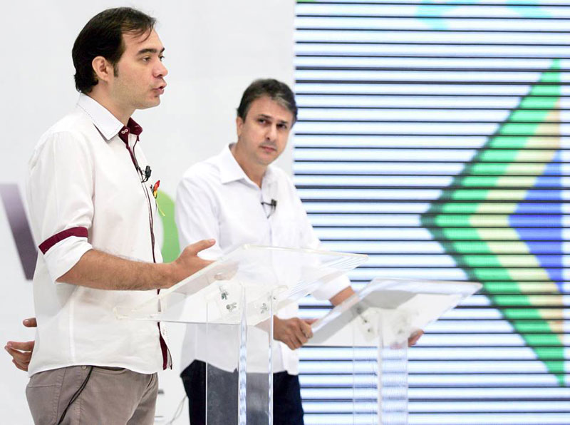 Debate TV DN Camilo e Ailton