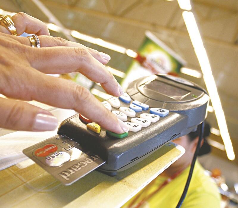 Segundo a pesquisa da Fecomércio-CE, o cartão de crédito foi o instrumento mais utilizado neste mês, citado por 82,8% dos consumidores