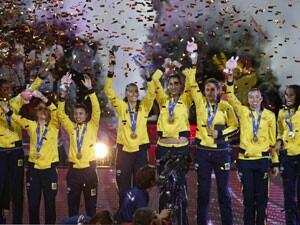 Brasil conquista décimo título do Grand Prix de vôlei