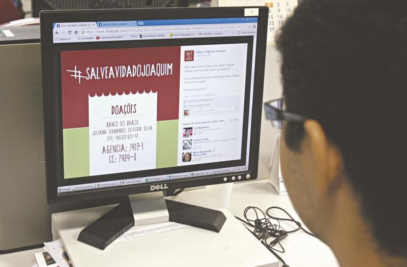 Casos publicados sensibilizam internautas em prol de causas que podem ajudar um elevado número de pessoas. No Ceará, ganharam força campanhas como