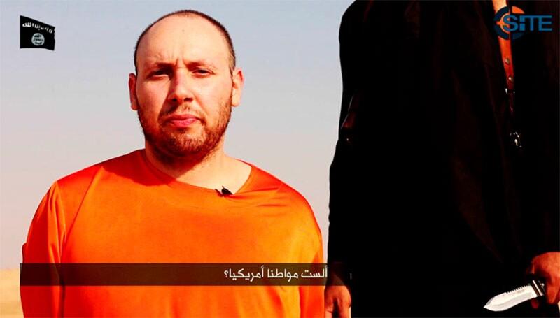 Uma das vítimas estrangeiras que já foram degoladas pelo Estado Islâmico
