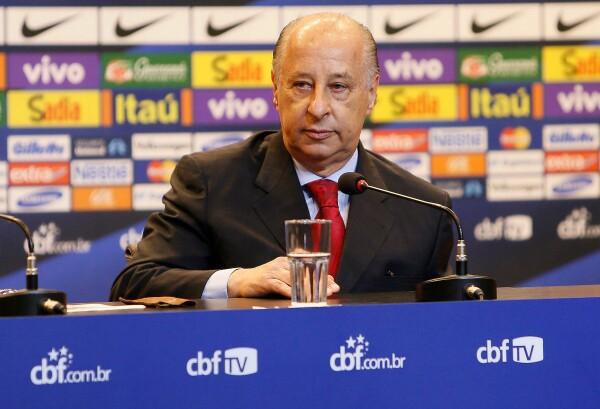 Presidente da CBF, Del Nero, afirmou ter provas sobre nova orientação da Fifa para