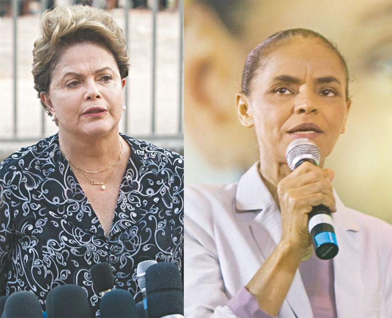 """A economia foi uma questão discutida por Dilma e por Marina. A pessebista disse que o represamento de preços é uma """"irresponsabilidade"""""""