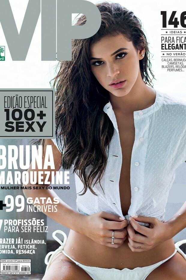 Bruna Marquezine faz seu primeiro ensaio sensual - Zoeira - Diário do