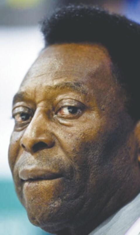 Internado no Hospital Albert Einstein, rins de Pelé não estão funcionando corretamente