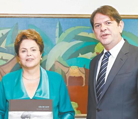 Mesmo afirmando por diversas vezes que não pretendia o cargo, Cid aceitou o convite de Dilma