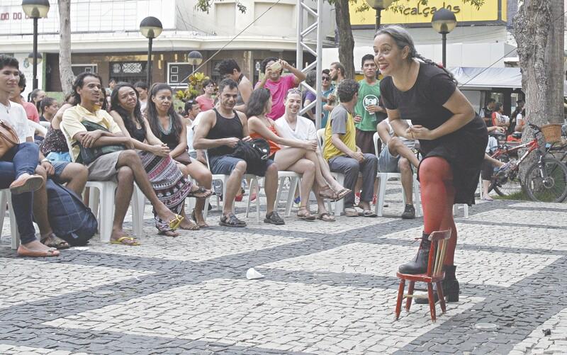 A Bienal Internacional de Dança do Ceará foi um dos projetos habilitados no VII Edital Mecenas do Ceará. A lista completa das propostas aprovadas está disponível, desde terça-feira, no site da Secretaria da Cultura do Estado do Ceará