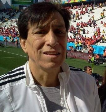 Depois de ser banido como jogador, Rojas trabalhou como preparador de goleiros e técnico