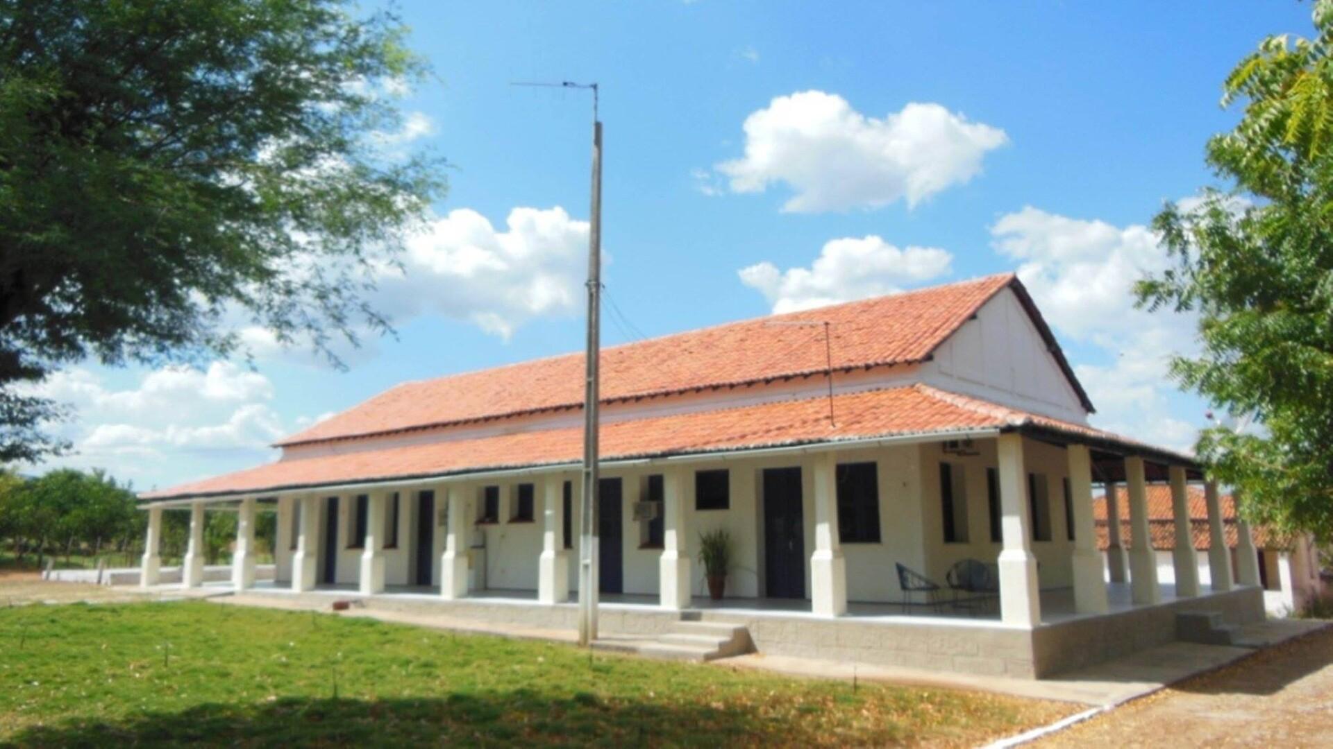 Fazenda Normal transformada em Centro de Convivência Regional  #1771B4 1920 1080