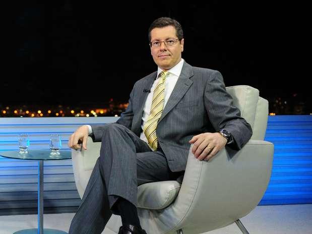 Márcio Gomes apresentava o RJ TV antes de ser enviado como correspondente especial a Tóquio