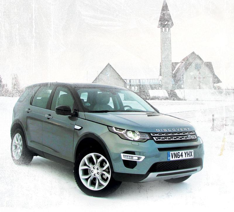 2018 Land Rover Discovery Sport Hse Road Test: Discovery Sport Desafia Fúria Da Natureza