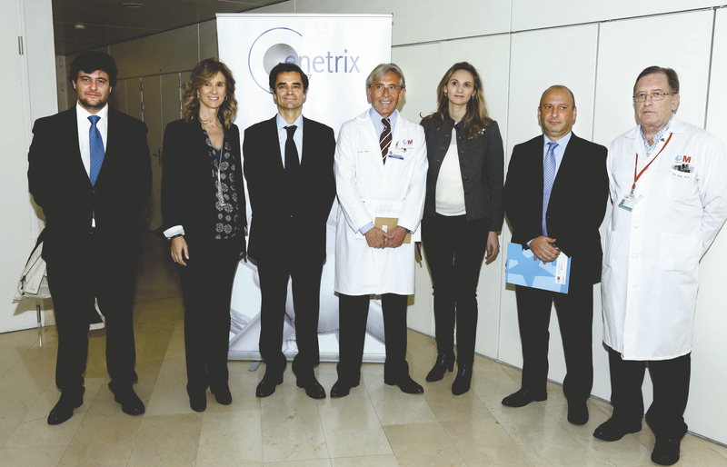 Financiado pela União Europeia, o teste é realizado na Espanha pelo grupo espanhol privado Genetrix e coordenado pelo Hospital Universitário Gregorio Marañon com vinte organizações europeias, incluindo o Hospital Saint-Louis, de Paris