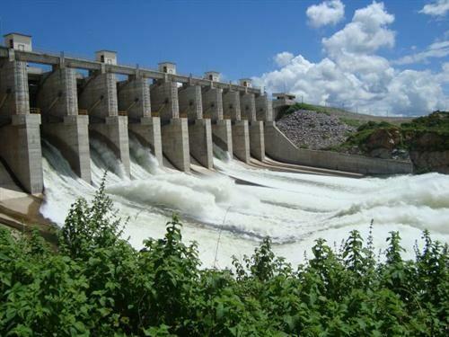 O Açude Gavião é responsável pelo abastecimento de água em Fortaleza