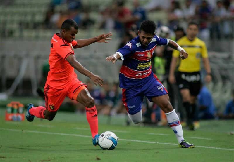 Fortaleza x Sport