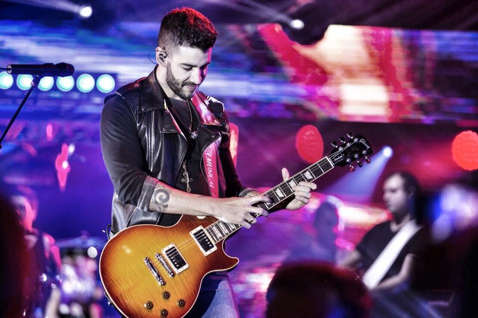 Em decorrência do seu problema de saúde, Gusttavo Lima cancelou o show que faria ontem em Juazeiro
