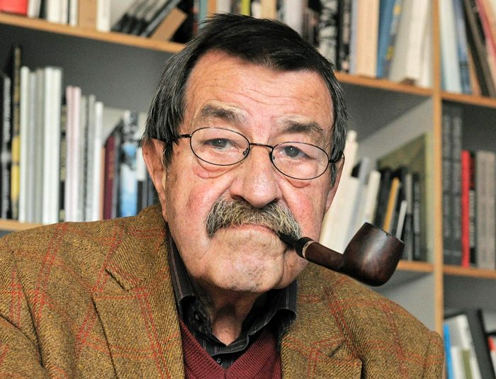 escritor alemão Günter Grass