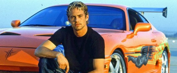 Carro de Paul Walker