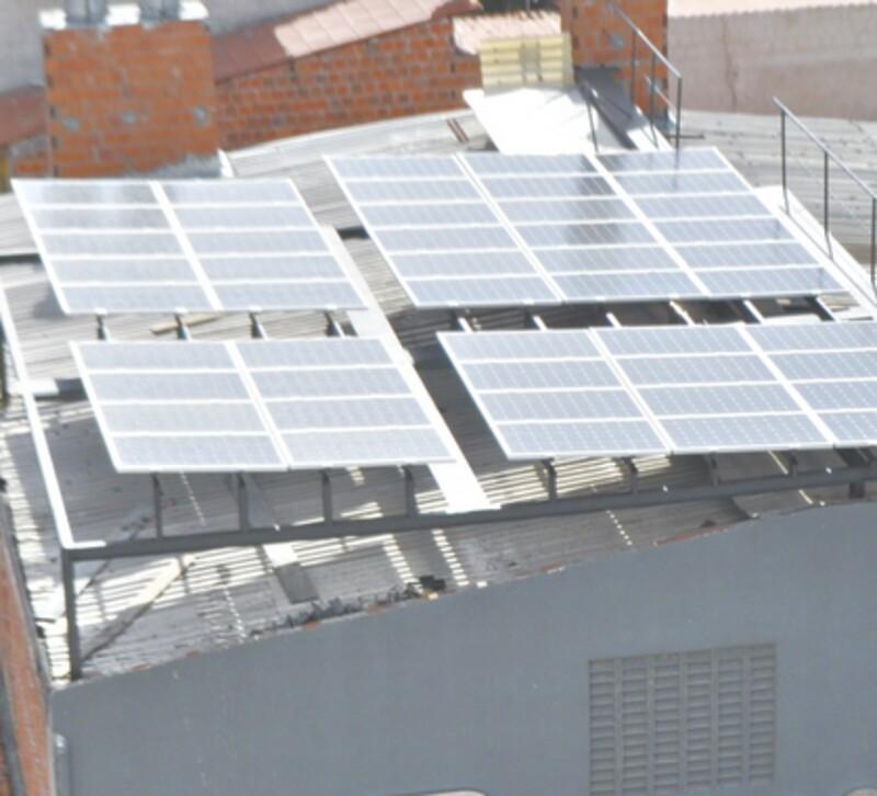 Projeto de microgeração fotovoltaica residencial estudo de caso 6