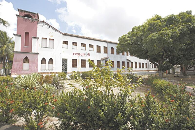 Resultado de imagem para imagens do colegio anchieta parangaba